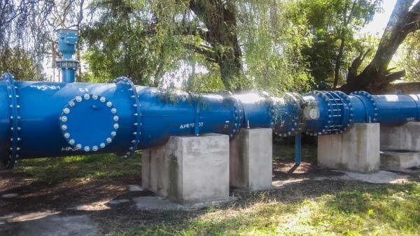 obra agua install